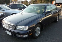 Nissan Cedric E-HY33 1998