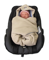 Wrap Blanket for baby seats, childrens car seats, strollers