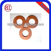 Fuel injector sealing copper /bronze/brass washer ,gasket