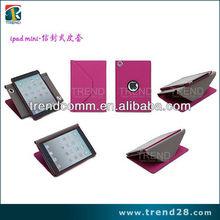 china manufacturer Travel Envelope design leather case for ipad mini minion case