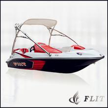 fast speed boat 15feet 4.6m fiberglass 200hp 1500cc CF motor boat jet yacht