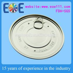 Mauritius 502 aluminium milk powder can easy open end