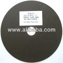 Specialty Steel Cutoff Wheels