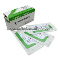 Disposable Non--Absorbable sterile sutures surgical