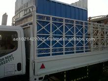 Anti Rust Single Skin Iron Profile Fenc Ready Stock Supplier in Dubai, Abu Dhabi, UAE, Oman, Qatar