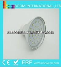 high quality 50x56mm 24smd 3014 5w spotligt led gu10/5w gu10 spotlight/qr111 led gu10