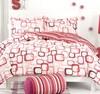 Luxury printed wedding bedding set luxury bedspreads quilt