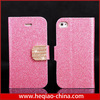 For Apple IPhone 5 5s Metal Leather Cases,Metal Leather Case For IPhone5