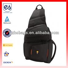 Black sling camera bag(HC-A351)