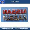 Nissan car chrome logo emblem auto badge