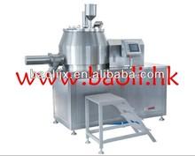 Stainless steel High Repid Super Mixer Granulator