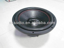 SL-W12B 12 inch stable quality car subwoofer