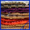 Brush Velvet Fabric; 100 Polyester Tricot Brushed Fabric; Polyester Brush Fabric