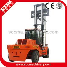16 ton forklift VS used komatsu tcm toyota dalian heli forklift for sale