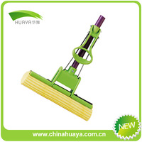 2014 made in china green pva mop cleaning product