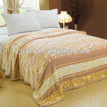 100% Polyester New Design thermal blanket