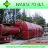 ce iso certified manufacturer, professional Waste Plastic Catalytic Cracking Plant with best service