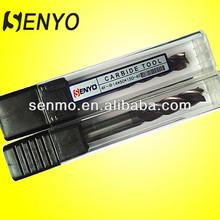 Senyo-Tungsten Carbide Standard Size Flat Endmill/Standard Type Square Milling Cutter Bit