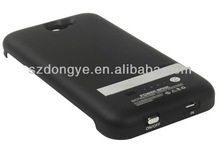 Flip Cover Extended Backup Battery Charger Power Case CE/ROHS/FCC proved For Samsung Galaxy Note 2 N7100