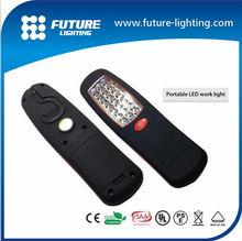 24 LED Superbright Worklight/Flashlight with Built-In Hook Hanger and Magnet