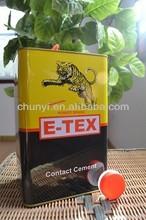 WT BRAND E-TEX Contact Adhesive (OEM)