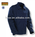 Soldagem jaqueta/oficina revestimento retardantes de chama de algodão da broca- tamanho s- xxxl