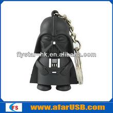 Star Wars figure usb stick,Cartoon usb flash drive 8GB,16GB,32GB