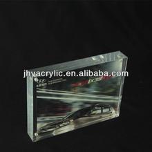 transparent clear acrylic cheap photo frame holder