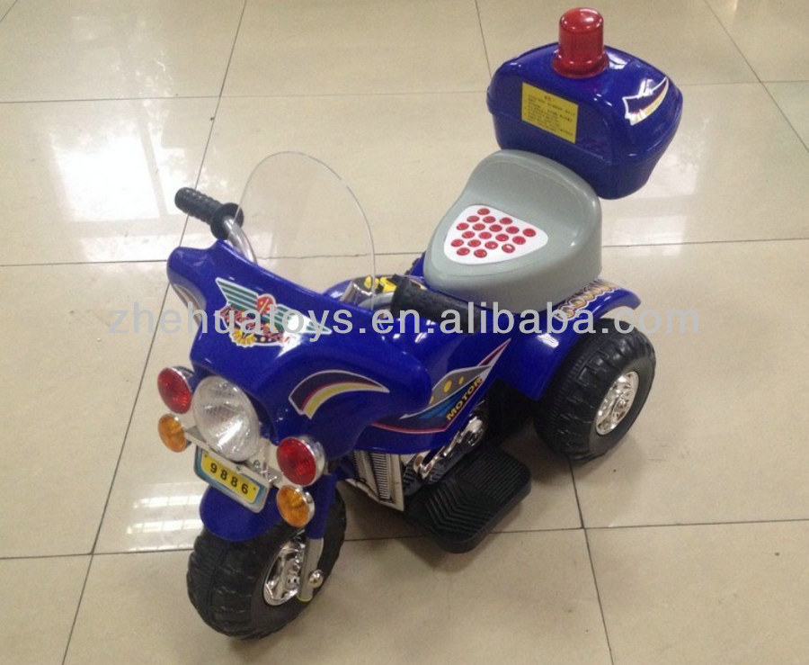 Children 6 Volt Electric Ride On Motorcycle Kids Toys
