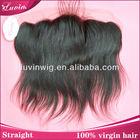 cheap human hair virgin hair silk top closure lace frontal