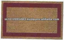 Pvc Tufted Coir Door Mat