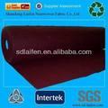 china não tecido sofá de tecido do forro