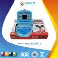 De plástico de juguete de la educación con pantalla led( varios idiomas disponibles)