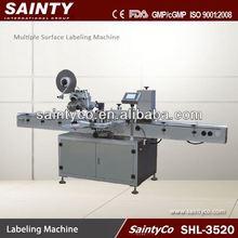 SHL-3520 Multiple Surface labeling machine for wine bottle