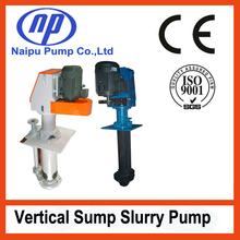 100 RV-SP(R) Vertical Submersible Slurry Pump