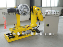tyre restoration machine-manual remove tyre worn surface machine
