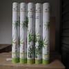 Rain(HONGKONG) Good quality bampoo badminton feather shuttlecocks