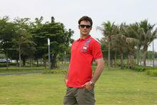 Men's Dri-FIT Pique Polo Shirt/red value car polo