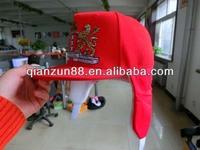 Fashion Winter Hats Custom Design Earflap Snapback Hats 5 Panels