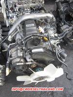 Toyota 1KZ Used Diesel Engine