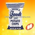 impresos personalizados de papa bolsas de chip