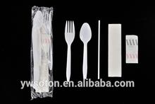 plastic cutlery set spoon
