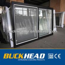 Vinyl Prefabricated House Window