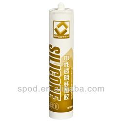 S890 Neutral Cure Silicone Sealant remove silicone sealant