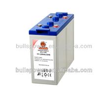 newest lead acid sunny solar battery2v1200ah/1200ah waterproof solar battery box/rechargeable valve regulated lead acid battery
