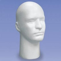 Styrofoam Mannequin ,Foam Display C