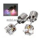 LED Diamond Light Earrings