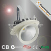 small angle 30w cob led epistar chip led downlight