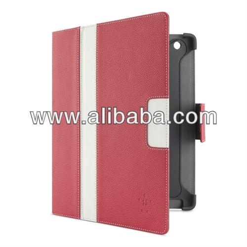 Belkin Slim Folio Case Cover Flip Stand For ipad2,3,4
