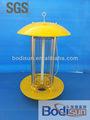 220v eléctrica de ca al aire libre jardín de matar a los mosquitos de la lámpara/de energía solar asesino del mosquito/solar de plagas trampa de lámparas